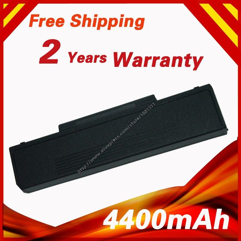 4400mAh laptop battery For Asus A32-Z94 A32-Z84 SQU-528 A9 A9000 A32-A9 A32-Z62 A32-Z84 A32-Z94 A33-F3 M61 M66 ID6