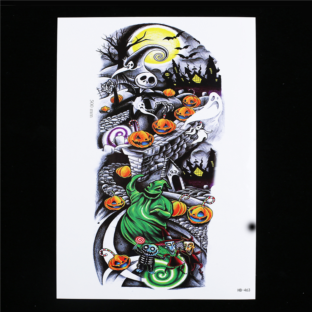 Popular Tattoos Ghost-Buy Cheap Tattoos Ghost lots from China ...