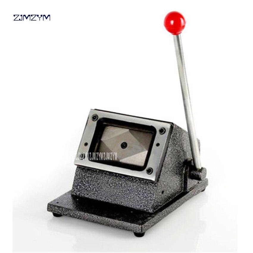 86*54mm Busines Card Round Corner Cutter Paper Card Cutting Machine Manual DIY Handhold Cut YMP05,3mmFillet radius Paper Trimmer