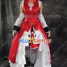 Puella Magi Madoka Magica Cosplay Ky0ko Kyouko Sakura Dress