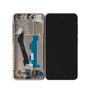 """Image 2 - 5.5 """"Original M & Sen pour Xiao mi mi Note 3 écran daffichage LCD + écran tactile numériseur avec empreinte digitale avec cadre mi Note 3 + outils"""
