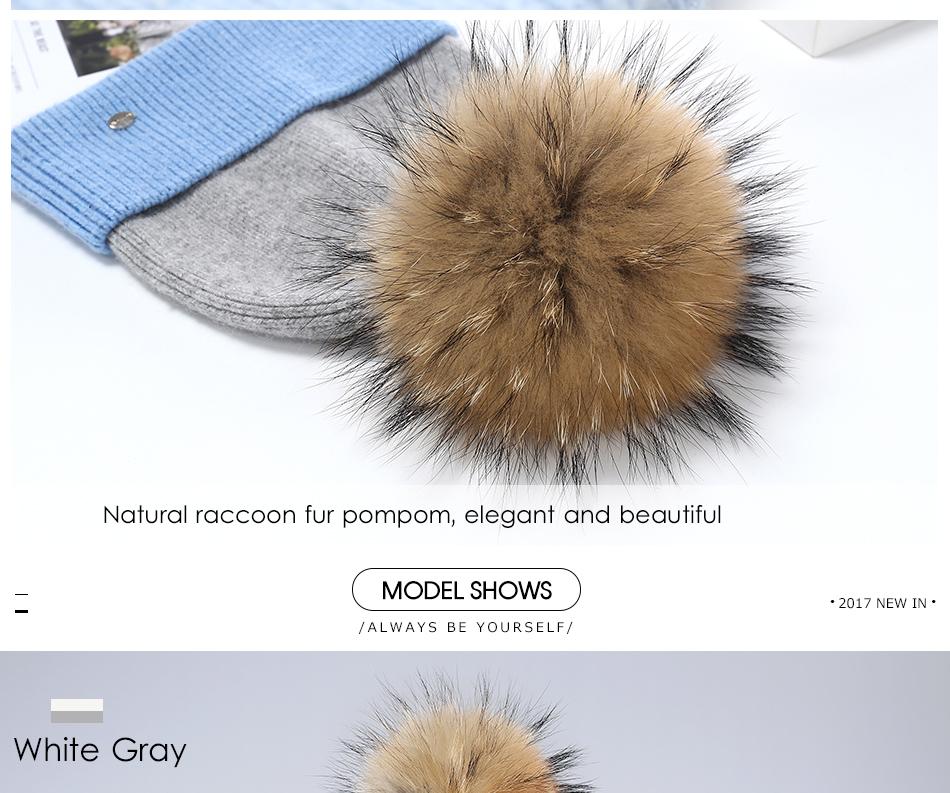 Winter Hat For Women MZ744 (6)
