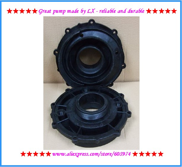 цена на LX WP200-II WP250-II WP300-II Pump Wet End face plate only