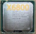 Núcleo 2X6800 CPU lntel/LGA775/ConroeXE/FSB1066MHz/B2/HH80557PH0774M/2.93 GHz/4 MB L2/75 W TDP (trabajando 100% Envío Libre)