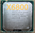 lntel Core 2 X6800 CPU/LGA775/ConroeXE/FSB1066MHz/B2/HH80557PH0774M/2.93GHz/4MB L2/75W TDP (working 100% Free Shipping)