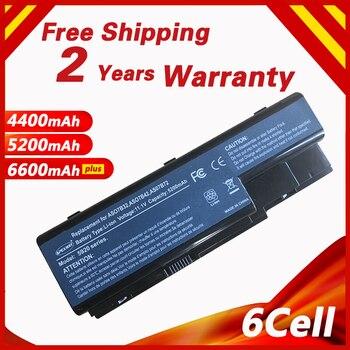 Golooloo-batería para portátil, para Acer Aspire 8730, 8730G, 8730Z, 8730ZG, 8735, 8920,...