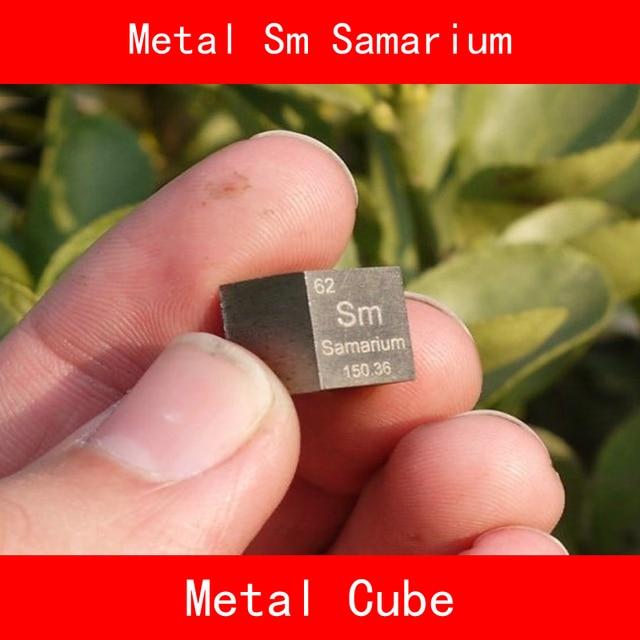 Sm samarium cube bulk pure 999 periodic table of rare earth metal sm samarium cube bulk pure 999 periodic table of rare earth metal elements for urtaz Images