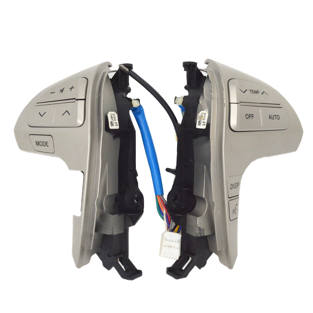 Multifunction Combination Steering Wheel Control Switch 84250-06180 8425006180 For Toyota Camry 2006- High configuration