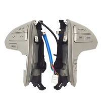 Multifunction Combination Steering Wheel Control Switch 84250 06180 8425006180 For Toyota Camry 2006 High Configuration