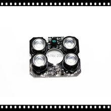 Equipment 4ARRAY IR LED Boards for CCTV Digicam  Free Transport