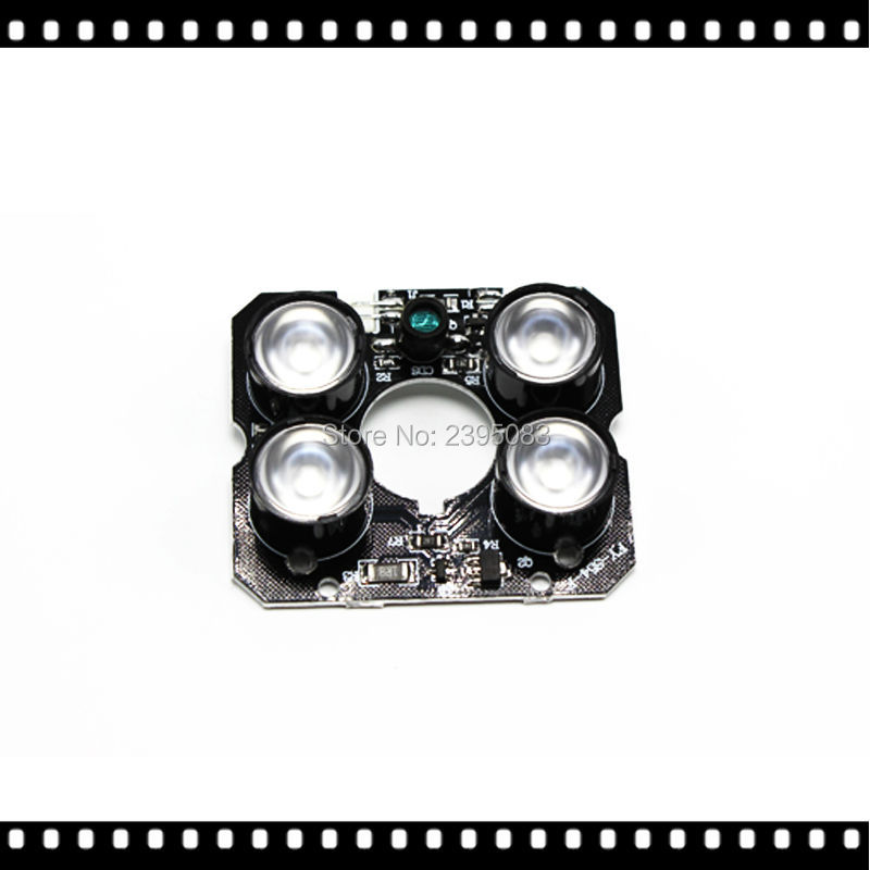 Accessories 4ARRAY IR LED Boards for CCTV Camera Free Shipping