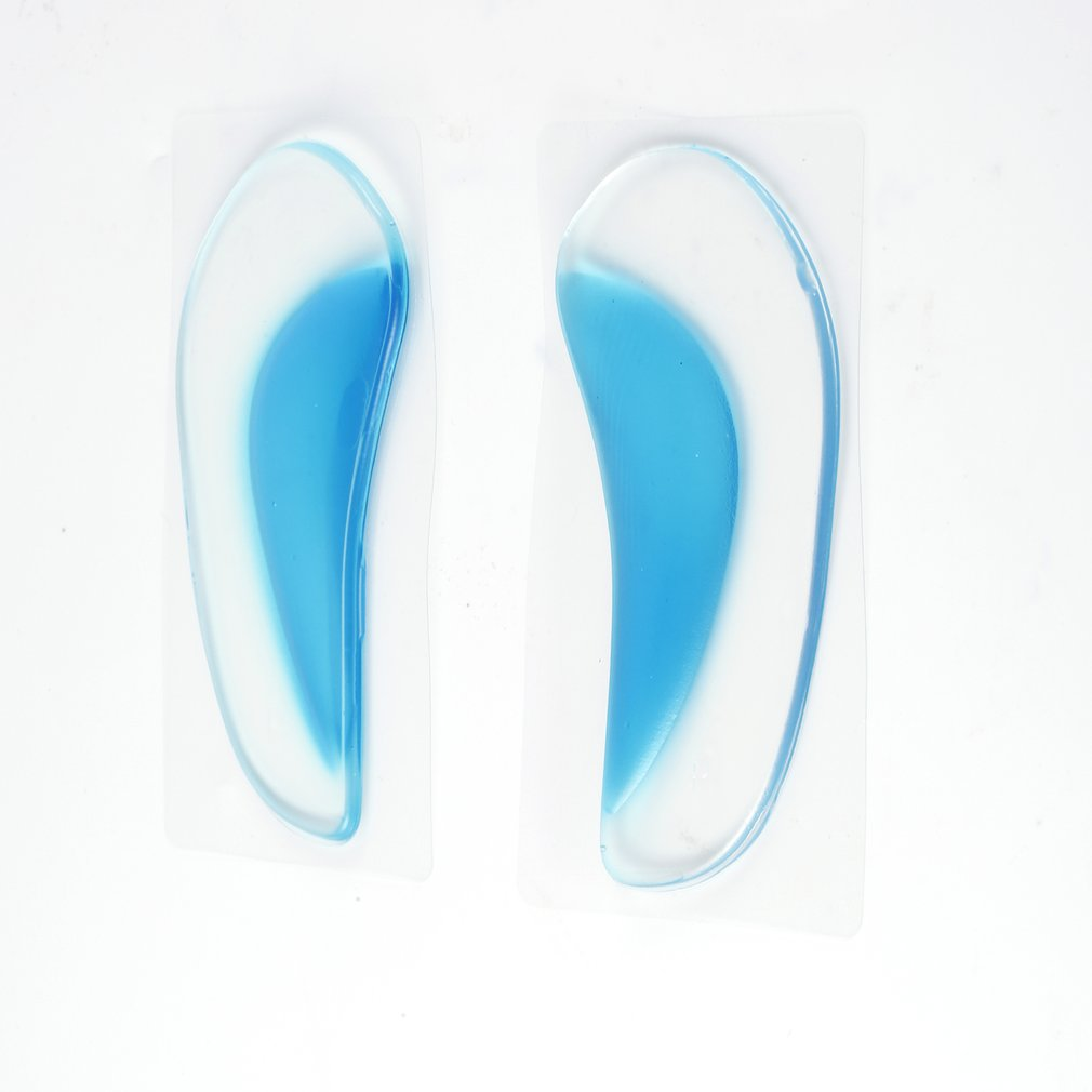 Hot Selling 1 Pair Professional Arch Orthotic Support Insole Foot Plate Flatfoot Corrector Shoe Cushion Foot Care Insert Insoles -B5