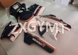 Kuip voor Honda NS400R 1985 Full Body Kits NS400R 1987 Stroomlijnkappen NS400 RR 1985-1987