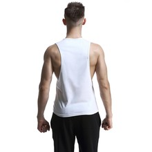 Sexy Men Tank Tops Comfy Cotton Sleeveless Gay Male Muscle Singlets Undershirts Summer Vest Shirt Good Quality Casual