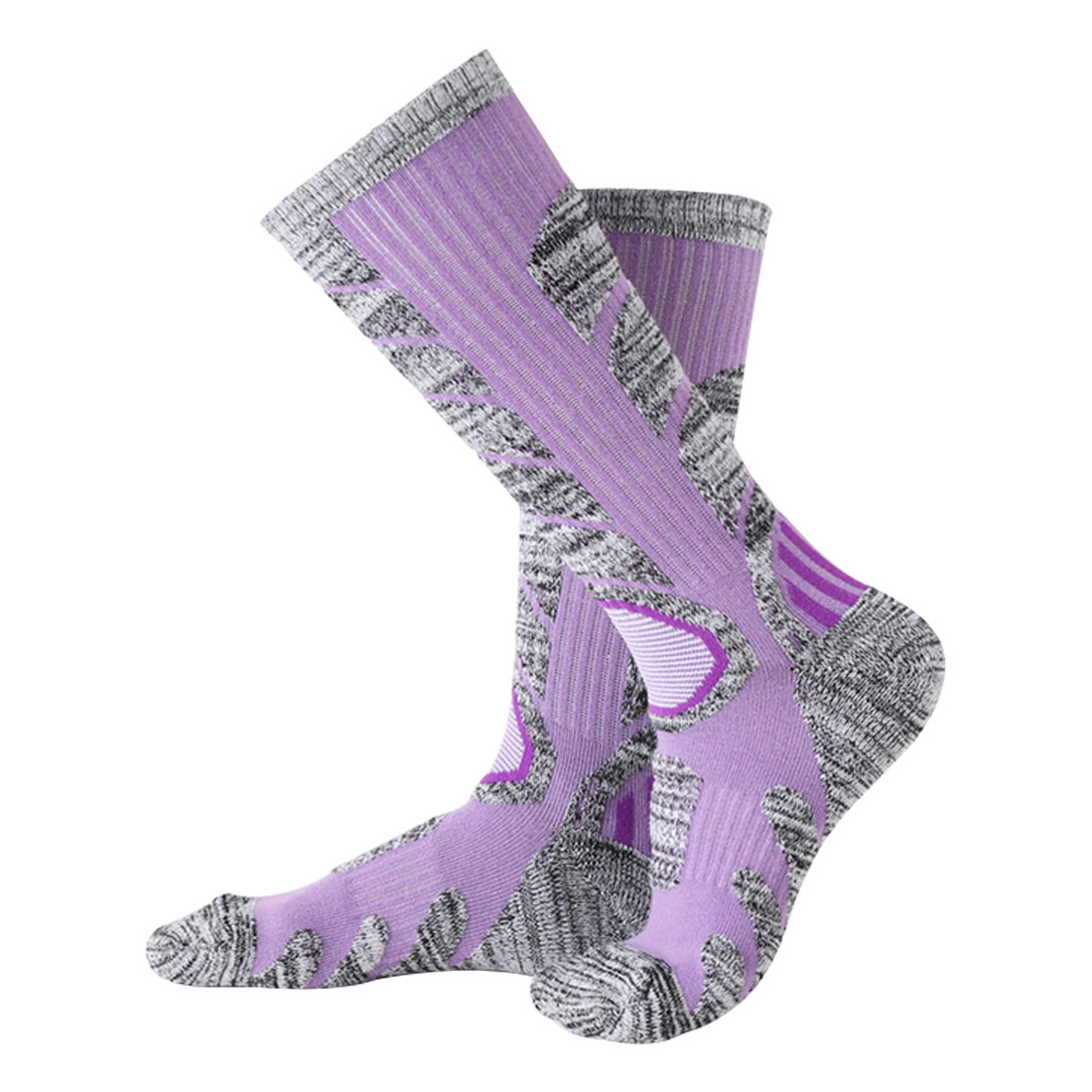 New Winter Warm Men Women Thermal Ski Calcetines Thick Cotton Sports Snowboard Cycling Skiing Soccer Socks Leg Warmers Long Sock