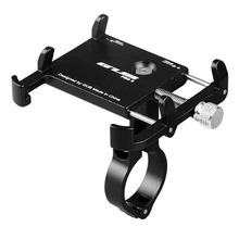 """Universal Bicycle Phone Holder Motorcycle Handlebar Clip Stand For iPhone Samsung Mount Bracket Support For 3.5 6.2"""" Smartphones"""