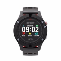 Smart Watch GPS BT Heart Rate Monitor No 1 F5 Smart Watch Altimeter Barometer Thermometer Bluetooth