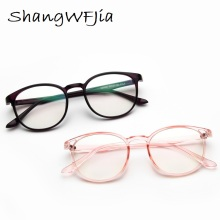 2019 Retro Glasses Spectacle Optical Glasses Women Prescription Glasse