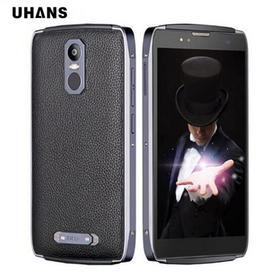 UHANS U300 4G Mobile Phone 5 5 inch FHD IPS MTK6750T Octa Core Android 6 0