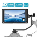 Neewer F5 5 Zoll Kamera Feldmonitor Vull HD 1920x1080 IPS mit 4K HDMI 8.4V DC Eingang Video Fokus Hilfe mit Schwenkarm für Sony Nikon Canon DSLRs und Gimbals-in Monitor aus Verbraucherelektronik bei
