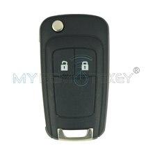 13500227 13503658 2 кнопки с лезвием ключа hu100 434 МГц для
