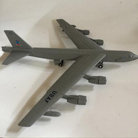 1: 200 Advanced alloy fighter model, high simulation US B52 bomber, high quality collection military plane model, free shipping