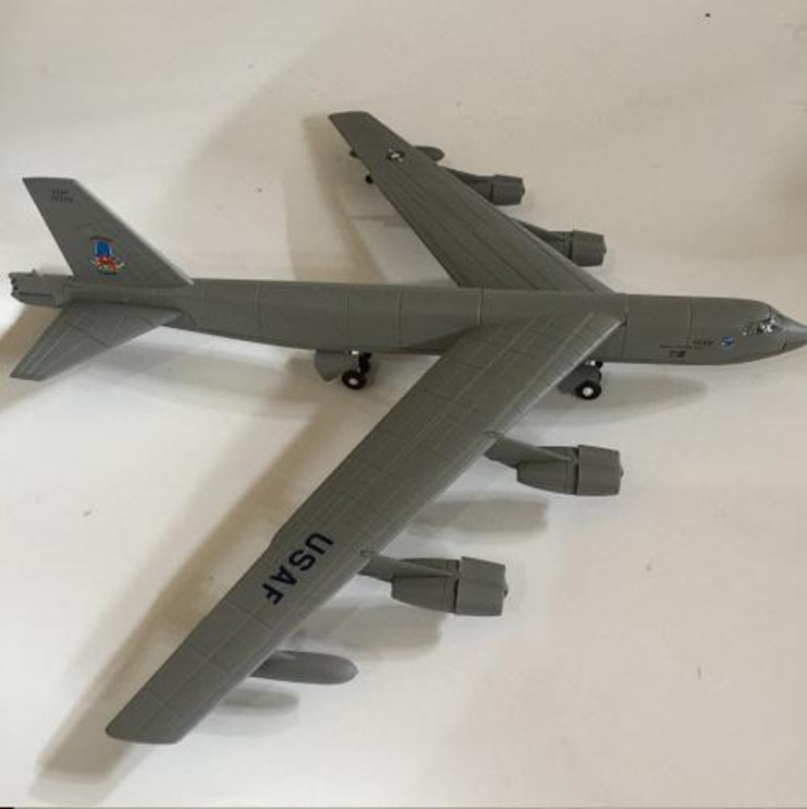 1: 200 Advanced alloy fighter model, high simulation US