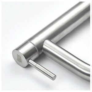 Image 3 - Новый смеситель для раковины из нержавеющей стали 304, устойчивый к ржавчине и коррозии смеситель для ванной и кухни, одиночный смеситель для холодной воды