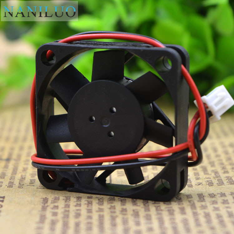 NANILUO Free Shipping Wholesale KDE1204PFV3 <font><b>40mm</b></font> 4CM 4010 DC 12V 0.8W server inverter <font><b>quiet</b></font> mini micro cooling <font><b>fan</b></font> image