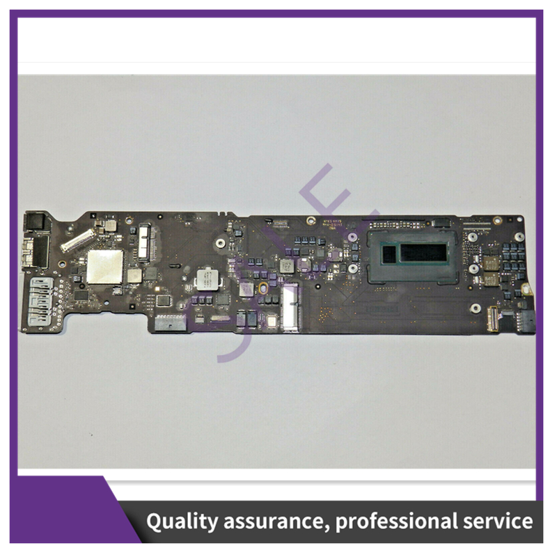A1466 Logic board for MacBook Air 13.3'' Laptop i5 i7 4GB 8GB 1.4GHZ 820-3437-A/820-3437-B 2013-2015 Year Motherboard  EMC2632