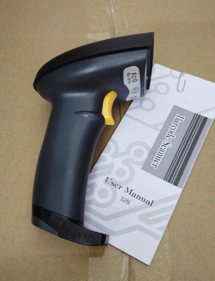 Image 5 - usb port Barcode scanner and usb port 58mm thermal printer thermal receipt printer pos printer-in Printers from Computer & Office