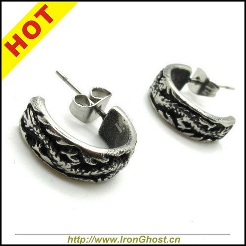 Online Get Cheap Mens Dragon Earrings