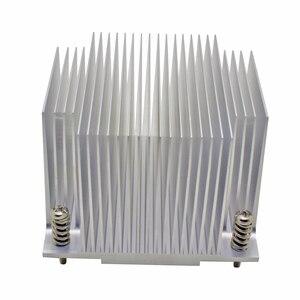 Image 3 - 2U server CPU cooler radiator Aluminum heatsink for Intel 1150 1151 1155 1156 i3 i5 i7 Industrial computer Passive cooling