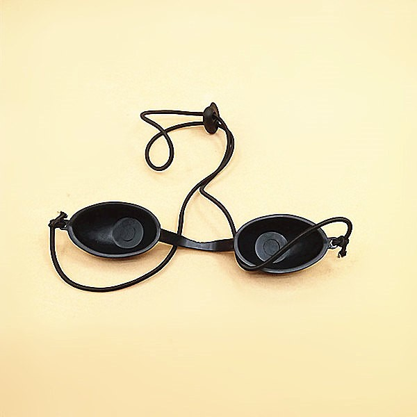 50pcs/set IPL glasses safety goggles Medical Light Patient Protective E light / Laser protection eyecup for IPL Beauty