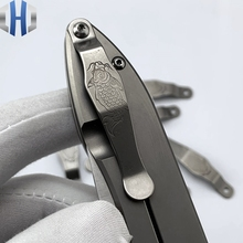 Koi 812 Back Clip Titanium Alloy 901 Accessories Knife 902 EDC Tools