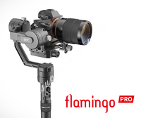 Tarot Flamingo Pro/M Smart Tracking 360 3 Axis Handheld Gimbal with ZYX Phone APP Control for 350g 1900g DSLR Camera