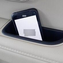 Автомобиль организатора Интимные аксессуары для Volvo XC70 V70 S80 передней двери автомобиля ручка подлокотник контейнер держатель лотка коробка для хранения стайлинга автомобилей