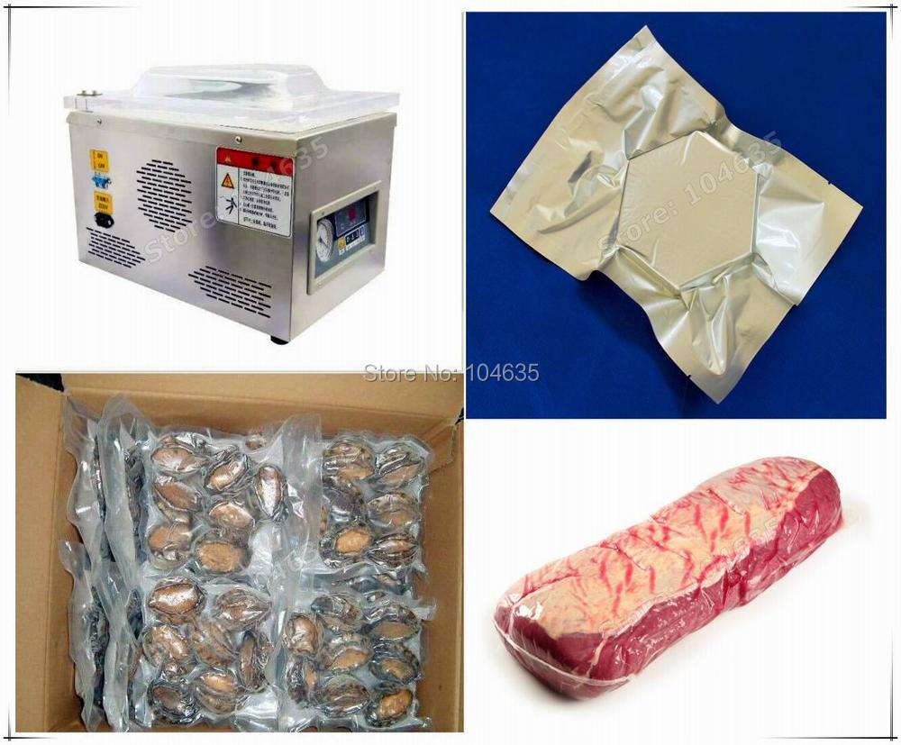 Buy free shipping food vacuum sealer for Aluminum cuisine