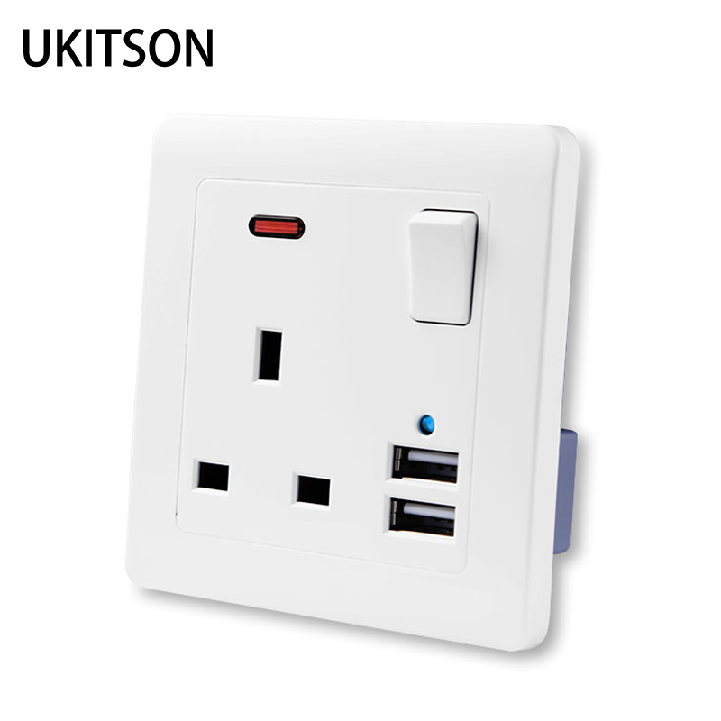 CE Proved UK Electric Panel Singapore Qatar Power Outlet