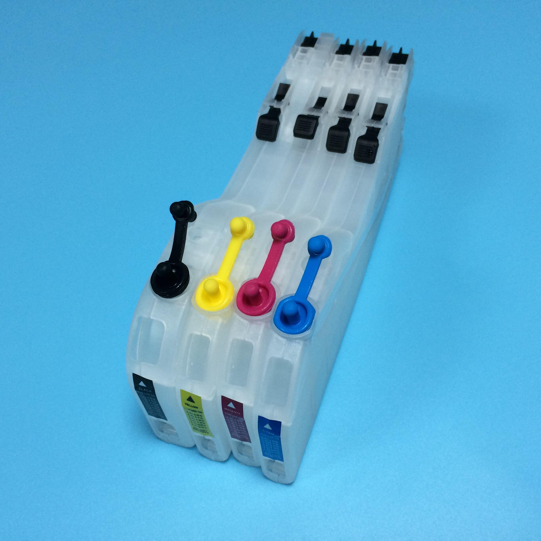 Чернильный картридж для принтера LC123 для Brother MFC-J4510 J4610 J4710 J4110 J4410 J552 J752 J470 J870 J650 J132 J152 J6520 J6720 J6920