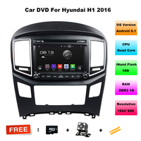 Android 5 11 CAR DVD Player Navigation FOR HYUNDAI H1 2016 Car Audio Stereo Head Unit