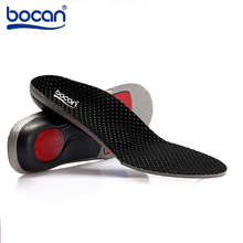 Bocan 2015 새로운 도착 EVA insoles 남성과 여성 6010에 맞는 농구 신발을 실행하기위한 에어 쿠션 충격 흡수