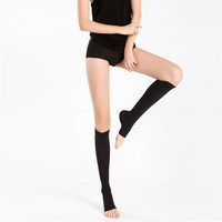 Anti Fatigue Medical Gradient Compression Knee Highs Socks Stockings For Varices Varicose Stretch Veins Stovepipe Socks