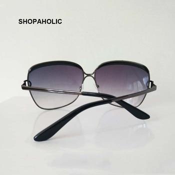 Luxury Brand Sunglasses Women Fashion Black Retro Sun Glasses for Women Vintage Lady Summer Style Sunglasses Female Famous UV400 8