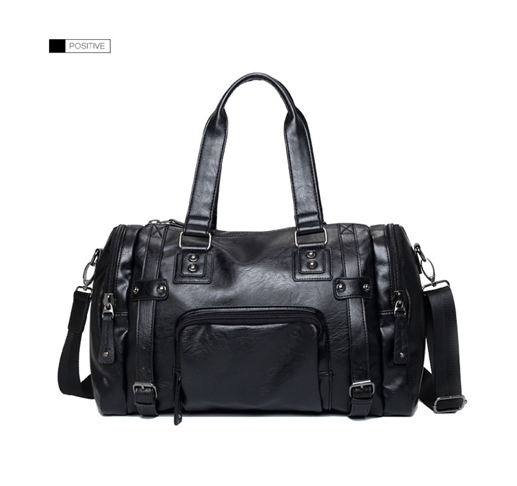 Topdudes.com - Large Capacity New Luxury Design Travel Bag