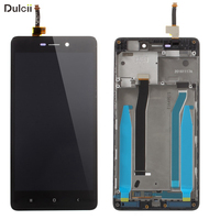 For Xiaomi Redmi 3s Xiomi Redmi3S OEM LCD Screen And Digitizer Assembly Frame Part Phone Replace