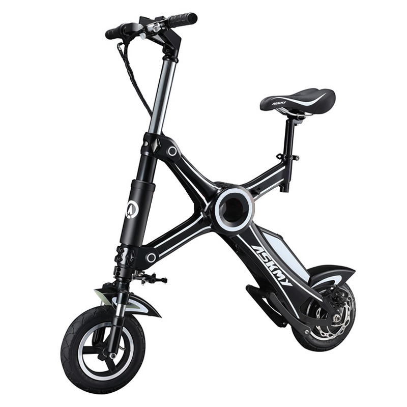 Askmy x3 250W Electric Scooter Two Wheel 12 inch 36V Electric Scooters With Bluetooth Control Adult Electric Folding BicycleAskmy x3 250W Electric Scooter Two Wheel 12 inch 36V Electric Scooters With Bluetooth Control Adult Electric Folding Bicycle
