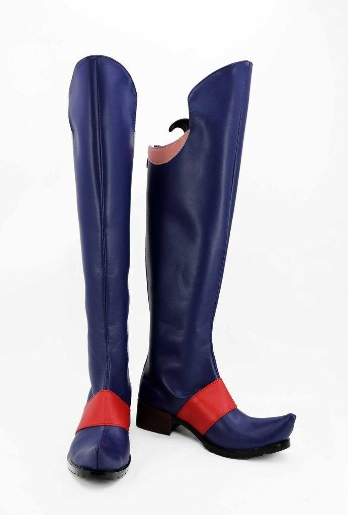 Little Witch Academia Atsuko Kagari Akko Cosplay Shoes Boots Custom Made