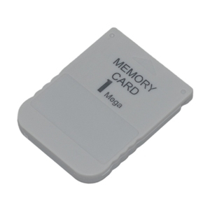 Image 1 - 1MB Memory Card for Playstation 1 for PS1 one