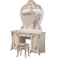 white European mirror table French furniture 10